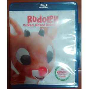 BLU-RAY DESSIN ANIMÉ Rudolph the Red-Nosed Reindeer [Blu-ray] NTSC