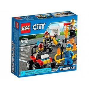 ASSEMBLAGE CONSTRUCTION Lego City - 60088 - Jeu De Construction - Ensemble