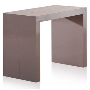 Table console extensible 12 personnes achat vente for Table laquee extensible