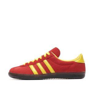 BASKET MULTISPORT Baskets rouge homme Adidas Spiritus