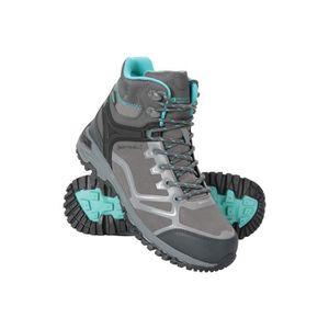 pour treks /& Voyages Mountain Warehouse Boots Femmes McLeod durables Chaussures de Marche l/ég/ères et rembourr/ées Chaussures Montantes Respirantes Confortables