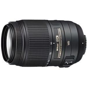 OBJECTIF Objectif AF-S DX 55-300 mm f/4,5-5,6 ED VR NIKON