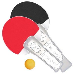 PACK ACCESSOIRE PACK 2 RAQUETTES PING-PONG WII