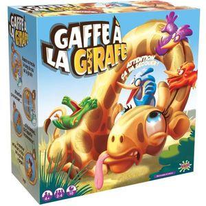JEU SOCIÉTÉ - PLATEAU SPLASH-TOYS Jeux de société Gaffe à la girafe