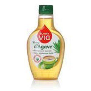 MIEL SIROP D'AGAVE Sirop d' agave 350 g Sunny Via