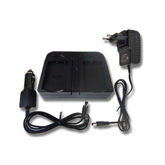 VW VBA10 VQ VBA12 Batterie Rechargeable au Lithium-ION pour Appareil Photo//cam/éscope Type//r/éf/: PANASONIC CGA S301 SV AV30
