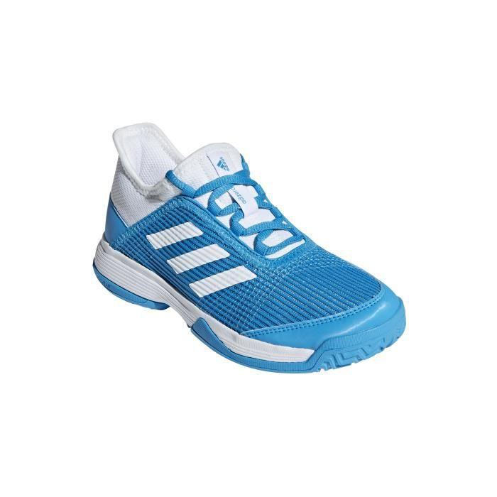 ADIDAS Chaussures de running Adizero Club K - Bleu - Garçon