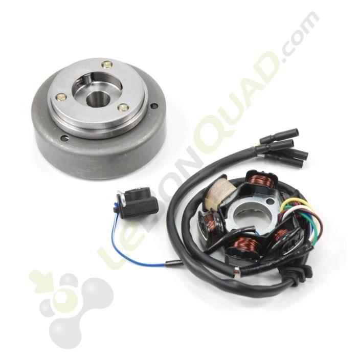 Allumage rotor + stator pour moteur démarreur électrique de Quad 110
