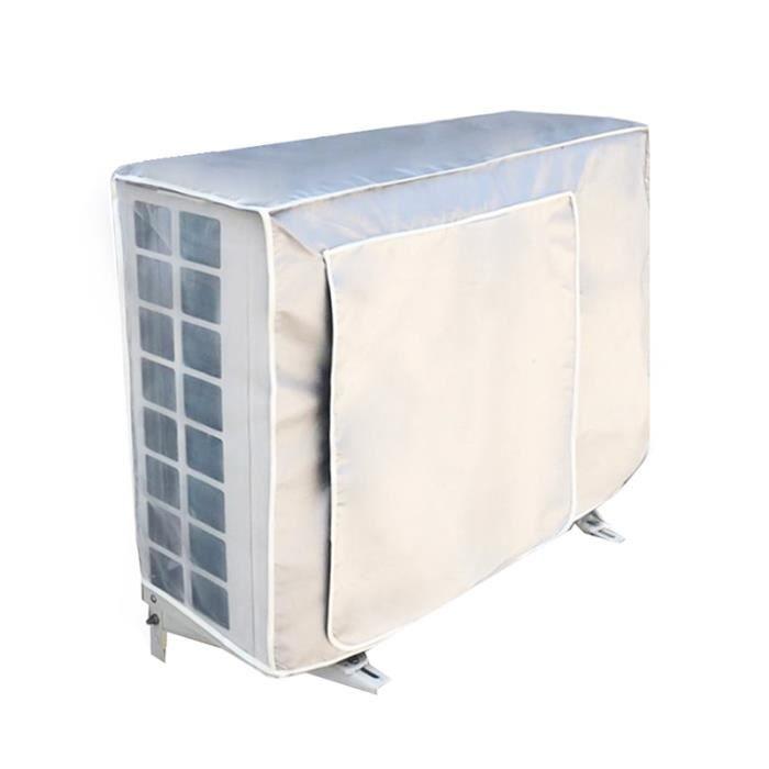 SURENHAP - Housse de climatisation anti-poussière et anti-neige Tissu Oxford imperméable - Rithok - 956565