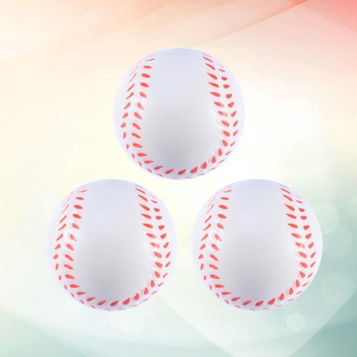 3pcs mini balles de sport pressent des anti-stress en mousse de baseball favorisent les jouets pour enfants MINI CAGE - MINI BUT