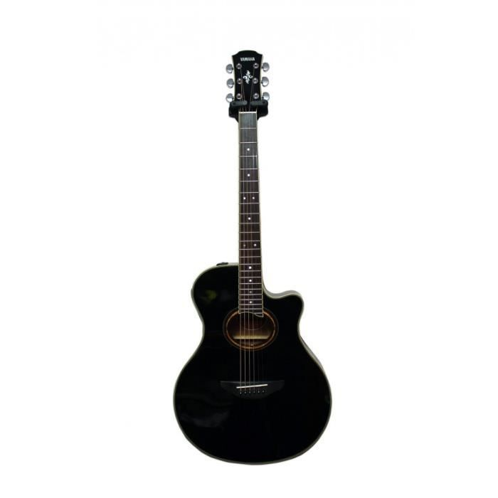 Yamaha APX700II BLACK - Guitare électro acoustique - Occasion