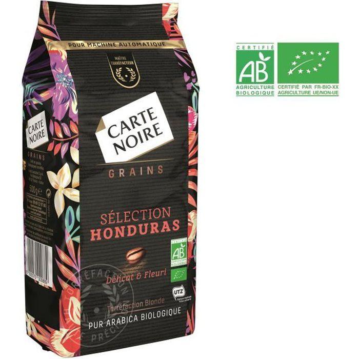 Café en grains 500g Carte Noire