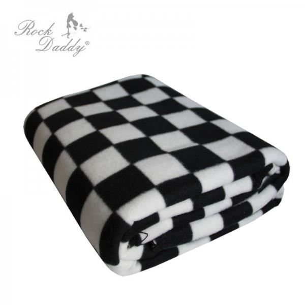 plaid damier noir et blanc rock roll rockab achat. Black Bedroom Furniture Sets. Home Design Ideas