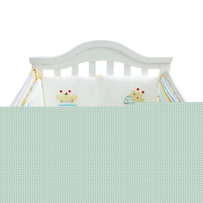 TOUR DE LIT BÉBÉ 1 set  Tour de lit Bébé Protection Literie Enfant