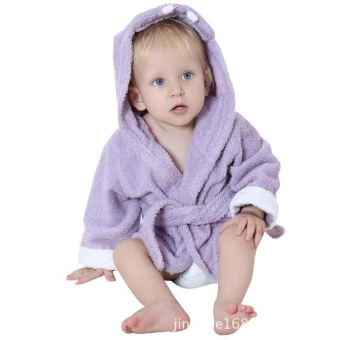 Barcelone Kids Robe de chambre//enfant Peignoir Garçons Peignoir Pyjama Bébé Pyjama