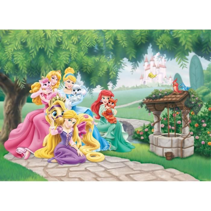 poster xxl animaux princesse disney achat vente affiche poster soldes d s le 27 juin. Black Bedroom Furniture Sets. Home Design Ideas