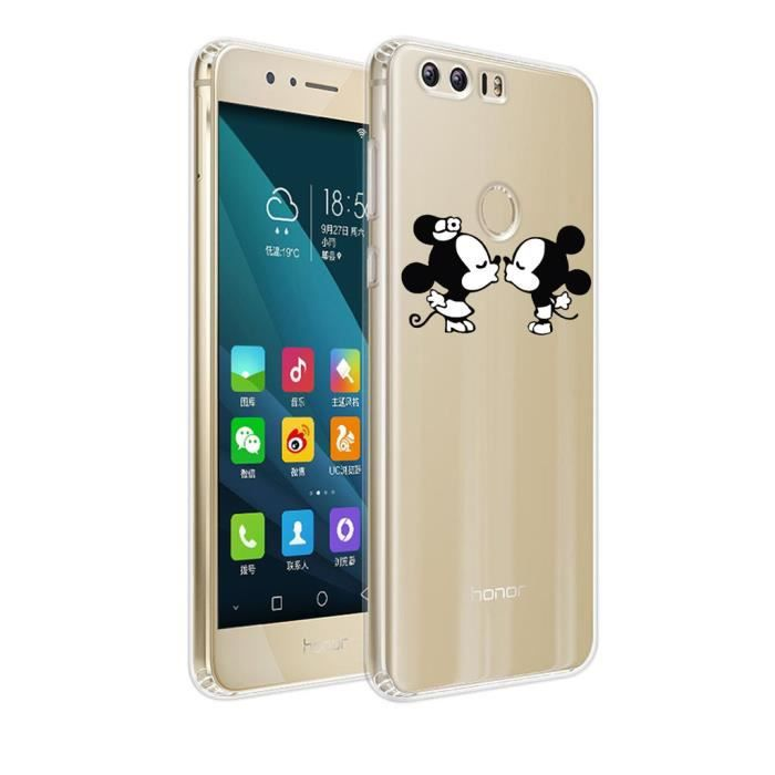 huawei honor 8 coque disney