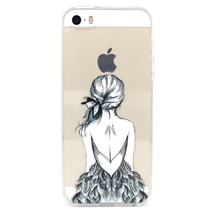 coque iphone 5 femme sexy