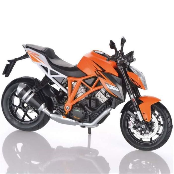miniature moto maisto ktm 1290 super duke r 1 12 achat vente voiture construire cdiscount. Black Bedroom Furniture Sets. Home Design Ideas