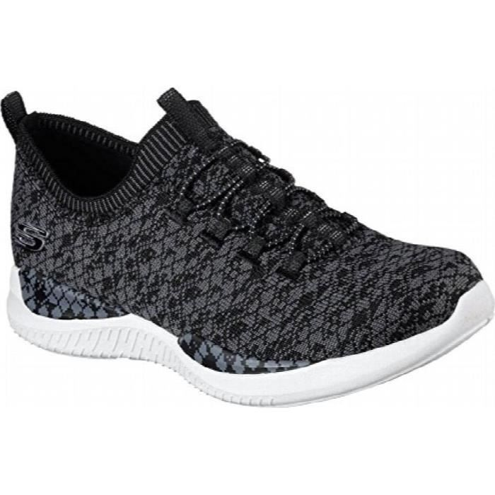 Skechers Matrixx Grey Scale Cross Training Black-grey B(m) Us E45UB Taille-42