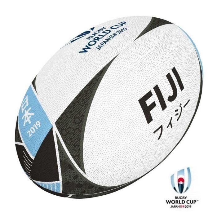 Fidji Gilbert Ballon Rugby Coupe du Monde 2019 T5 Supporter