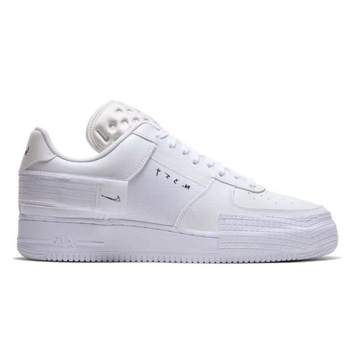 air force 1 type 2 blanc