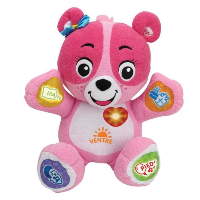 PELUCHE VTECH BABY - Peluche Interactive Enfant - Nina, Mo