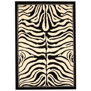 tapis zebre achat vente tapis zebre pas cher cdiscount. Black Bedroom Furniture Sets. Home Design Ideas