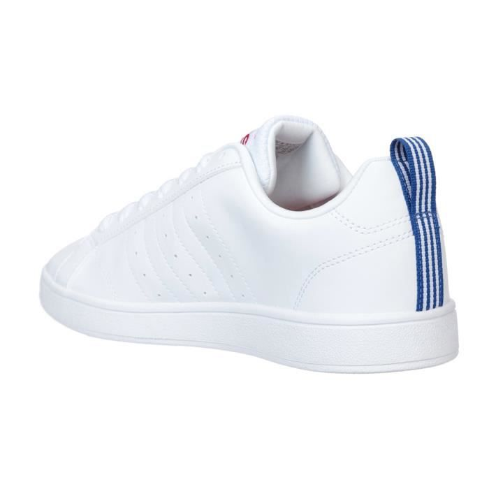 f76777a047067 Adidas Advantage Homme Bleu Baskets Originals Et Vs Rouge Blanc wtrWw7OFnq