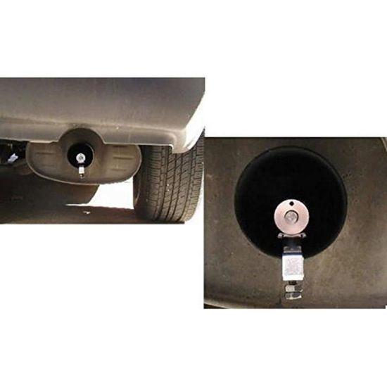 LnNcWcD 2xCar Turbo Whistle S-XL Fitment Universel for Tous Les mod/èles de v/éhicules d/échappement de Voiture Tuyau Roar Sound Maker Professional Fort Parts # 25 Color : L