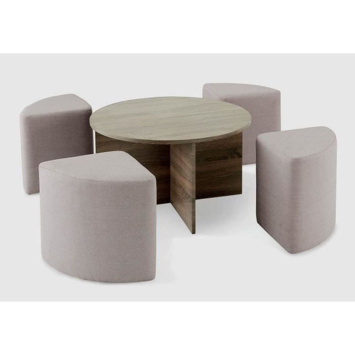 Inside 75 Table Basse Ronde 65cm Fancy En Bois Teinte Naturelle Style Scandinave Table Basse Ronde Petite Table Basse Ronde Petite Table Basse