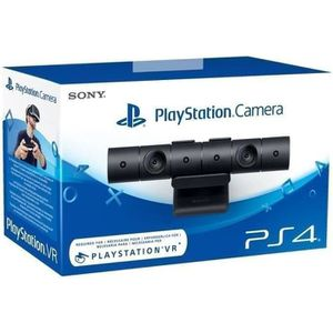 PACK ACCESSOIRE PlayStation Camera PS4 pour PS4, PS4 Pro et PlaySt