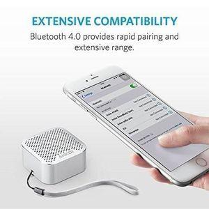 ENCEINTE NOMADE Enceinte Bluetooth Compacte, Portée de 10 Mètres,