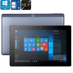 TABLETTE TACTILE poi_10,1 pouces Windows Office Quad Core Tablet 32