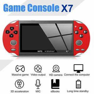JEU PSP 2019 Nouvelle console PSP Ecran de 4,3 pouces plus