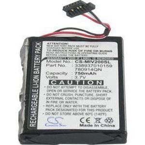 BATTERIE GPS Batterie pour MAGELLAN ROADMATE 3045-LM
