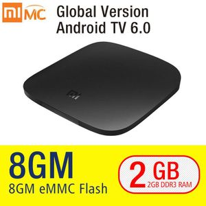 REPETEUR DE SIGNAL Original Xiaomi MI TV BOX 3 Intelligent 4K Ultra H