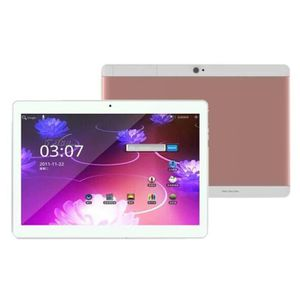 TABLETTE TACTILE OR ROSE 10.1Pouces Tablette PC Mic WIFI Android 6.