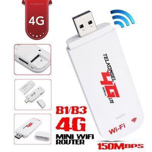 MODEM - ROUTEUR UFI  Mini Routeur WiFi - Routeur 4G Support Carte