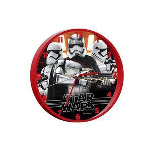 HORLOGE - PENDULE Horloge Star Wars VII - Capitaine Phasma Noir