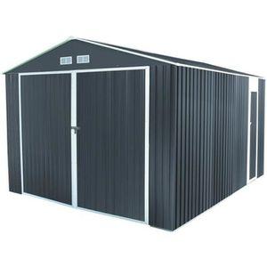 GARAGE Garage Garage Métallique Gardiun Durham 15, 36 m²