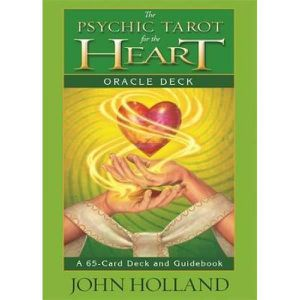PARTITION Psychic Tarot for the Heart Oracle Deck