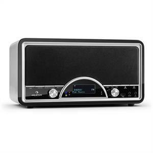 RADIO CD CASSETTE auna Virginia - Radio numérique avec tuner DAB/DAB