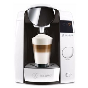 MACHINE À CAFÉ BOSCH TASSIMO Joy TAS4504 - Blanc
