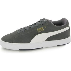 BASKET Puma Suede S gris, baskets mode homme
