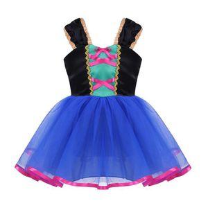 DÉGUISEMENT - PANOPLIE Deguisement Princesse Robe Fille Enfant Costume Ro