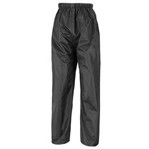 PANTALON Result Core - Pantalon de pluie - Homme (XL) (Noir