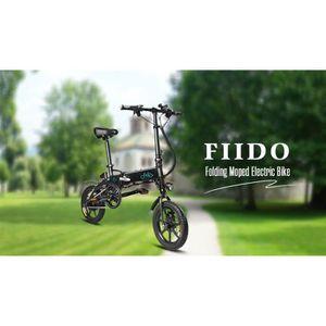 VÉLO ASSISTANCE ÉLEC FIIDO D1 Vélo assistance électrique Pliant Cyclomo
