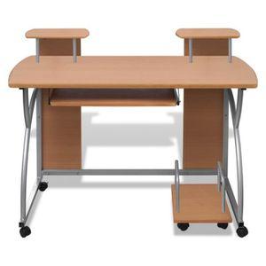 MEUBLE INFORMATIQUE Bureau Informatique Table De Travail Meuble De Bur