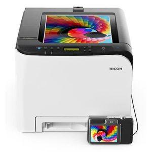 IMPRIMANTE RICOH Imprimante Laser SP C260DNW - Couleur - Rése